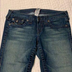 """True Religion Jeans: Women's """"Joey"""" fit"""